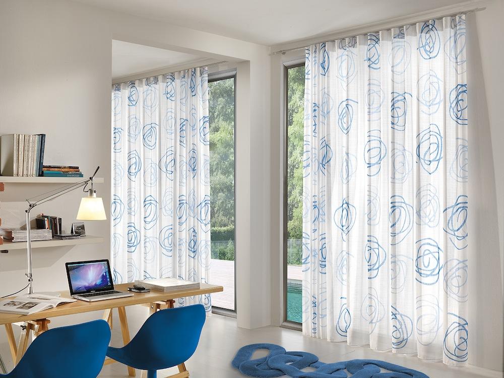 Vendita e montaggio tende da interni fermo macerata marche for Tende per finestre da interno